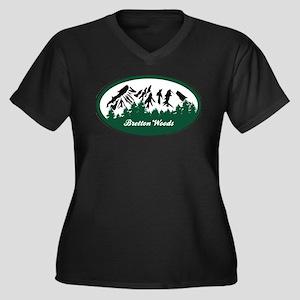Bretton Woods State Park Plus Size T-Shirt