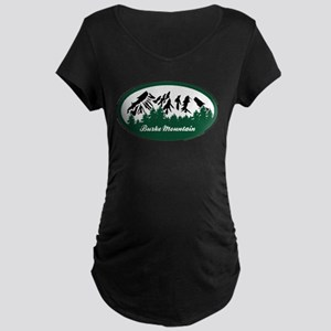 Burke Mountain State Park Maternity T-Shirt