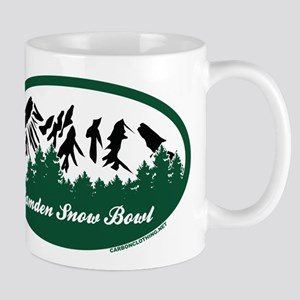 Camden Snow Bowl State Park Mugs