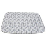 Nautical Pattern Bathmat