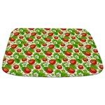 Strawberry Pattern Bathmat