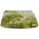 Easter Landscape Bathmat