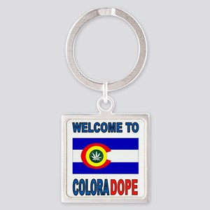 COLORADOPE Keychains