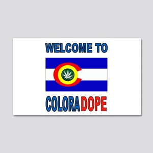 COLORADOPE Wall Decal