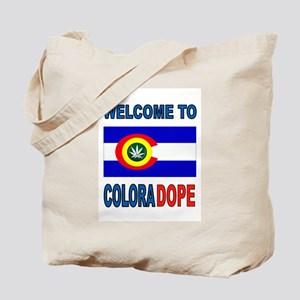 COLORADOPE Tote Bag