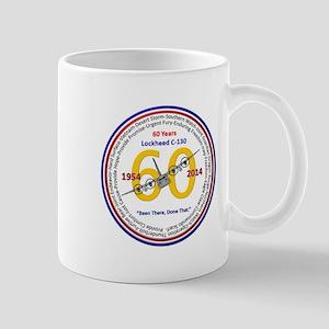 60 Years of the C-130 Herk! Mugs