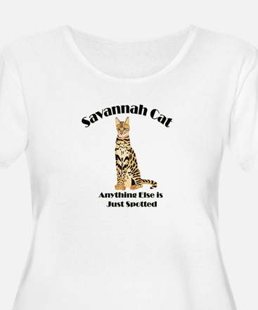 Anything else is just spotted Plus Size T-Shirt