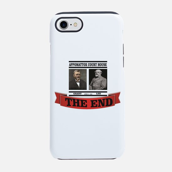 the end at appomattox iPhone 7 Tough Case