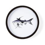 Gafftopsail sea catfish Wall Clock