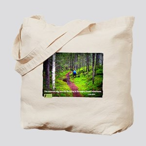 Forest Wilderness Tote Bag