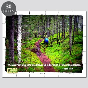 Forest Wilderness Puzzle