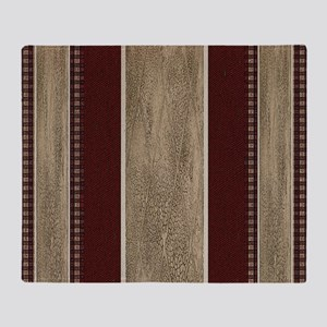 WESTERN PILLOW  40 Throw Blanket