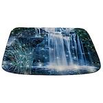 Magic Waterfall Bathmat