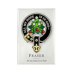 Clan Fraser Rectangle Magnet (100 pack)