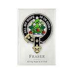 Clan Fraser Rectangle Magnet (10 pack)