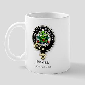 Clan Fraser Mug