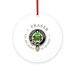 Clan Fraser Ornament (Round)