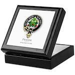 Clan Fraser Keepsake Box