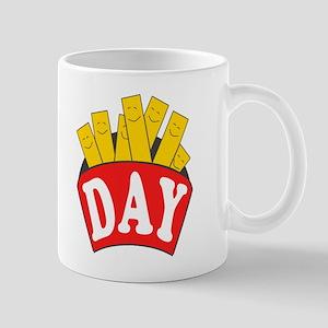 Fry Day Mugs