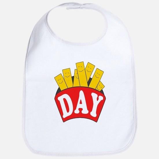 Fry Day Bib