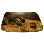 Dragon Treasure Bathmat