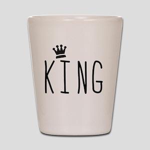 King Shot Glass