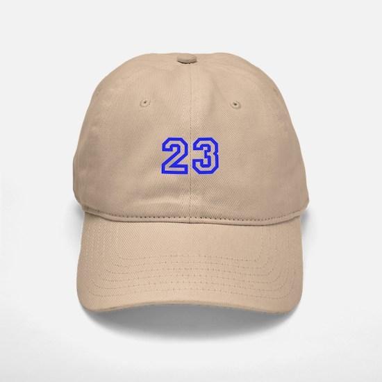 #23 Baseball Baseball Cap