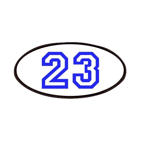 #23 Patches