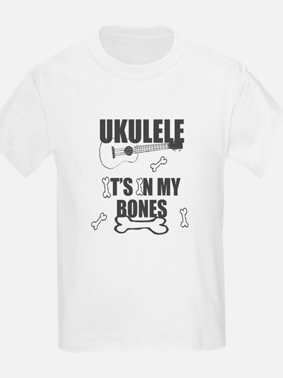 Funny Uke Bones T-Shirt