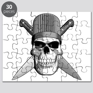 Skull Chef Knives Puzzle