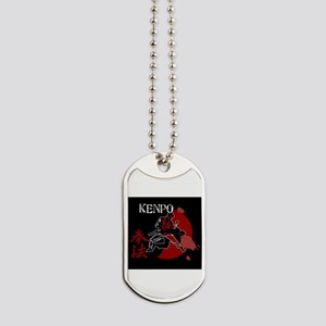 Kenpo Fighting Dog Tags