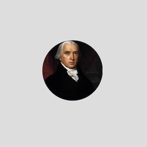 James Madison Mini Button
