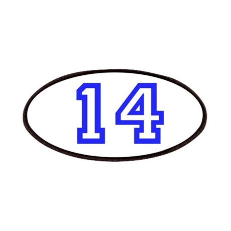 #14 Patches