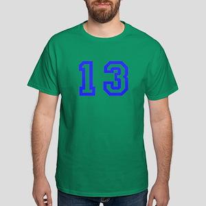 #13 Dark T-Shirt