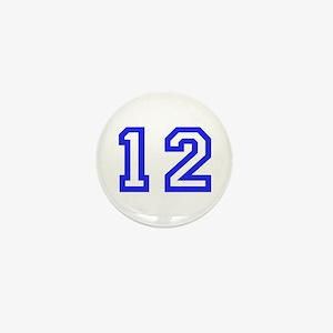 #12 Mini Button