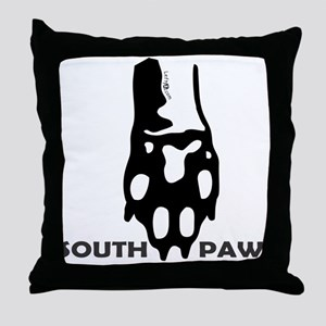 Southpaw Throw Pillow