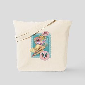 zodiac aries Tote Bag