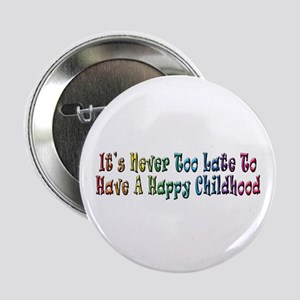 Happy Childhood Button