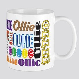 Ollie 11 Oz Ceramic Mug Mugs