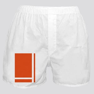 Bright Orange! Boxer Shorts