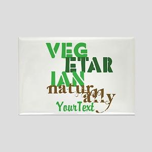 CUSTOMIZE Vegetarian Magnets