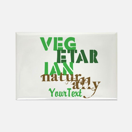 CUSTOMIZE Vegetarian Magnets