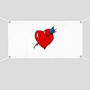 Cupid's Arrow Banner