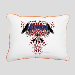 Crowz Rectangular Canvas Pillow