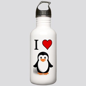 Penguin Stainless Water Bottle 1.0L