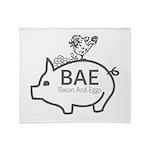 BAE Throw Blanket