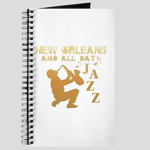 New Orleans Jazz (1) Journal