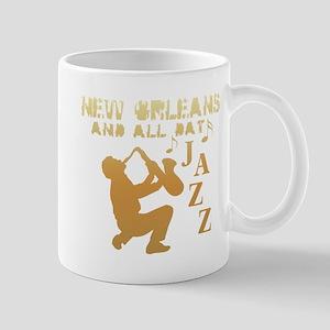 New Orleans Jazz (1) Mug