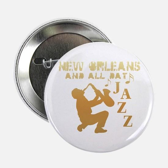 New Orleans Jazz (1) Button
