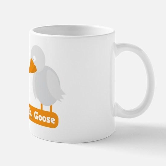 DUCK, DUCK Goose Mug